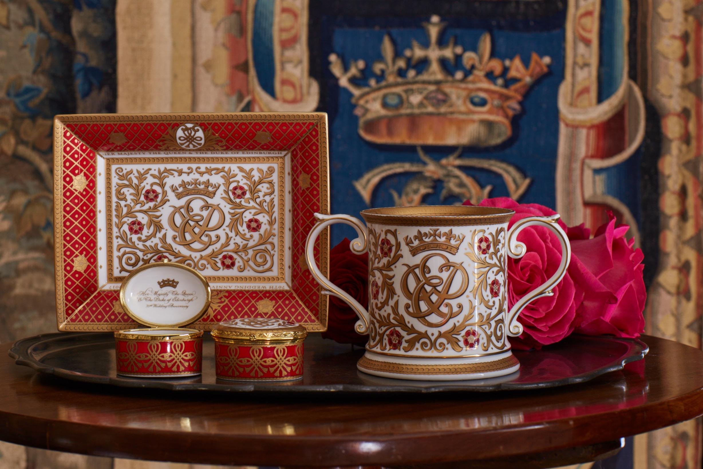 Royal Wedding Gifts: 70th Wedding Anniversary Commemorative Range
