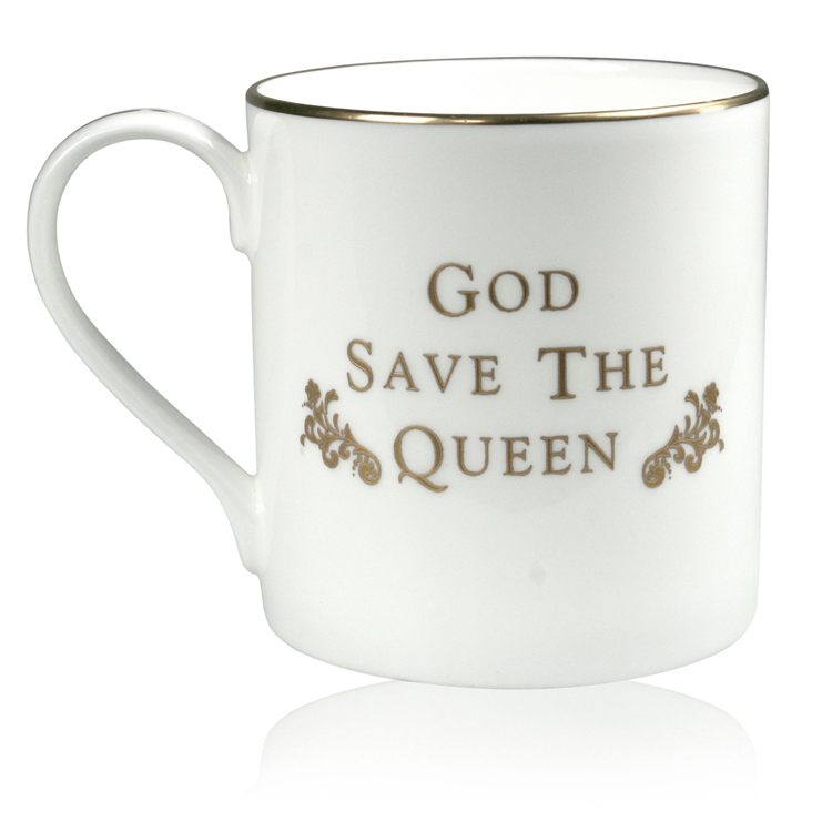 e995b3e67c8 Coat Of Arms Fine Bone China Range | Buy Coat Of Arms Coffee Mug from The  Buckingham Palace Online Shop