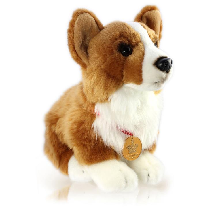 Buy Buckingham Palace Cuddly Corgi Official Royal Gifts