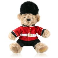 Buckingham Palace Guardsman Teddy Bear