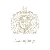 Buckingham Palace Gold Damask Jewellery Case
