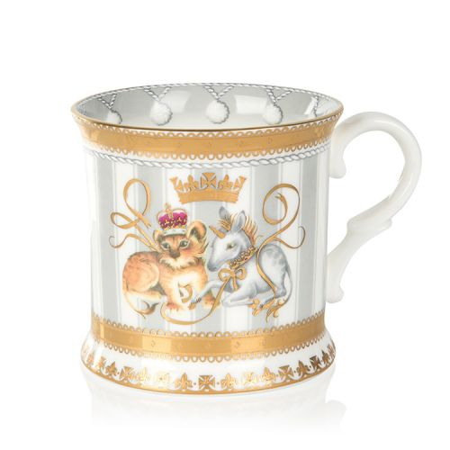 The Making Of The Official Royal Baby Chinaware