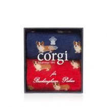 Corgi Socks Gift Set