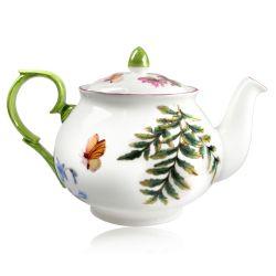 Buckingham Palace Chelsea Porcelain 4 Cup Teapot