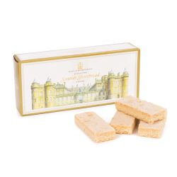 Holyrood Palace Pure Butter Scottish Shortbread Fingers