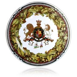 Buckingham Palace Royal Oak Tin Plate