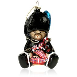 Buckingham Palace Piper Ornament