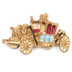 Buckingham Palace State Coach Magnet