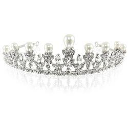 Buckingham Palace Pearl Tiara