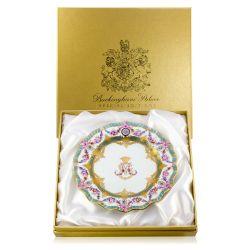 Limited Edition George V Dessert Plate