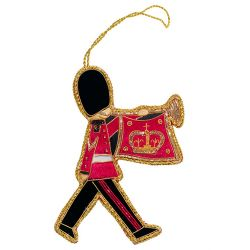 Buckingham Palace Marching Guardsman Decoration