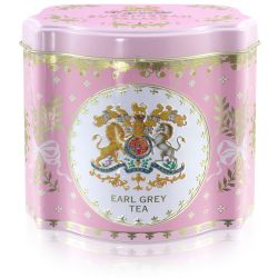 Buckingham Palace Earl Grey Tea Caddy