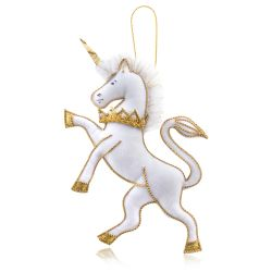 Royal Baby Unicorn Decoration