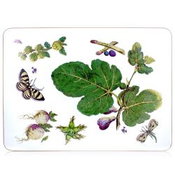 Buckingham Palace Chelsea Porcelain Fig Serving Mat