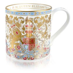 Buckingham Palace Longest Reigning Monarch Commemorative Mug