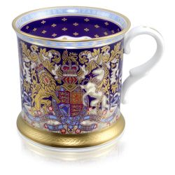 Buckingham Palace Longest Reigning Monarch Commemorative Tankard
