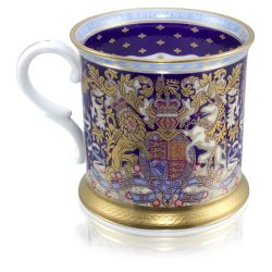 Buckingham Palace Longest Reigning Monarch Commemorative Tankard