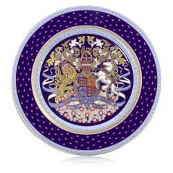 Buckingham Palace Longest Reigning Monarch Commemorative Plate