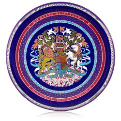 Buckingham Palace Longest Reigning Monarch Tray
