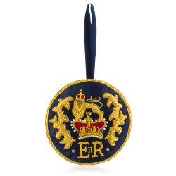 Buckingham Palace Longest Reigning Monarch Decoration