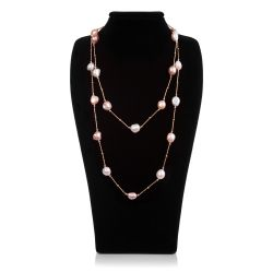 Buckingham Palace Blush Multi Pearl Rope