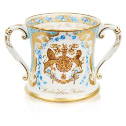 Limited Edition The Queen's 90th Birthday Loving Cup