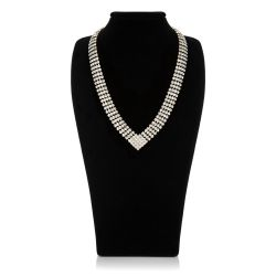 Buckingham Palace Diamante Necklace