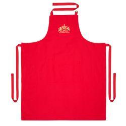 Buckingham Palace Red Apron