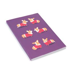 Buckingham Palace Royal Corgi Notebook