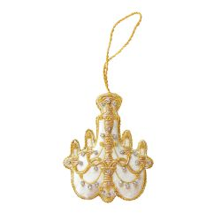 Buckingham Palace Chandelier Decoration