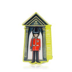 Windsor Castle Guardsman Magnet