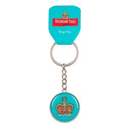 Buckingham Palace Crown Keyring
