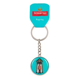 Buckingham Palace Guardsman Keyring