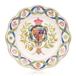 Limited Edition Duke of Clarence Plate