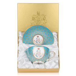 Limited Edition Minton Teacup and Saucer