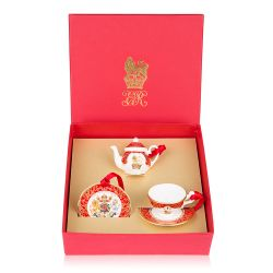 Buckingham Palace Coronation Miniature Set