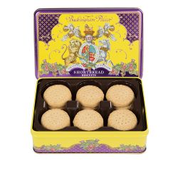 Buckingham Palace Shortbread Biscuit Tin