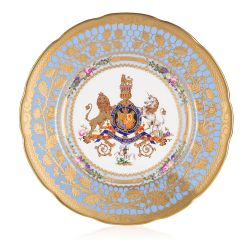 Limited Edition Rockingham Plate