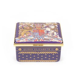 Limited Edition Longest Reigning Monarch 'God Save The Queen' Music Box