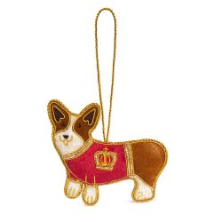 Buckingham Palace Corgi In Coat Decoration