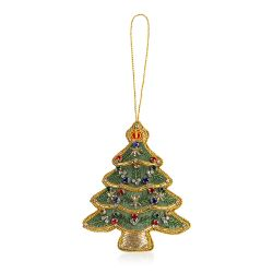 Buckingham Palace Christmas Tree Decoration Green