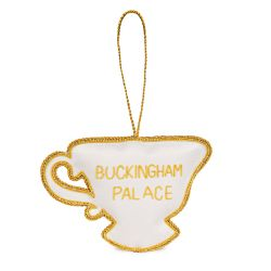 Buckingham Palace Teacup Decoration