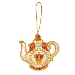 Buckingham Palace Teapot Decoration
