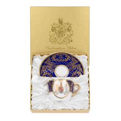 Limited Edition George III Teacup and Saucer