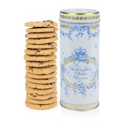 Buckingham Palace Royal Birdsong Biscuit Tube
