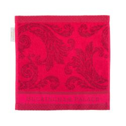 Buckingham Palace Pink Face Cloth