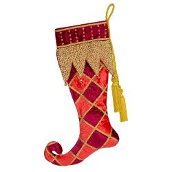 Buckingham Palace Christmas Stocking