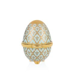 Buckingham Palace Green Minton Egg