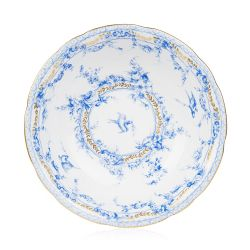 Buckingham Palace Royal Birdsong Gilded Bowl