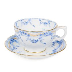 Buckingham Palace Royal Birdsong Gilded Breakfast Cup and Saucer